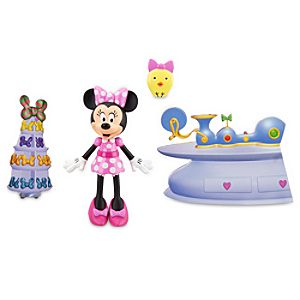 Minnie Mouse Small Doll Set