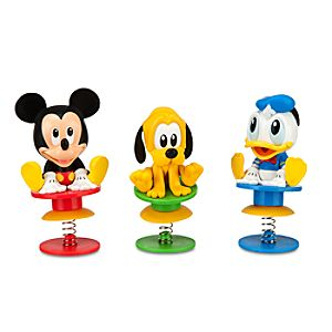 Mickey Mouse Clubhouse Toy Poppers Set