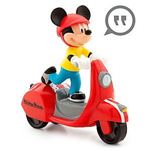 Mickey Mouse Talking Wind-Up Toy