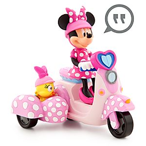Minnie Mouse Talking Wind-Up Toy