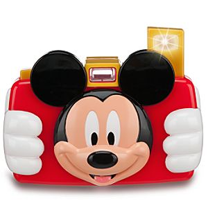 Mickey Mouse Toy Camera