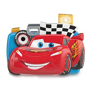 Lightning McQueen Toy Camera