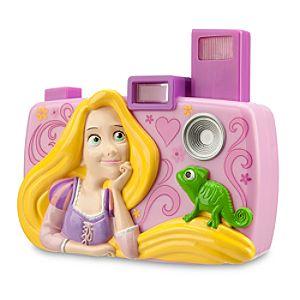 Rapunzel Toy Camera