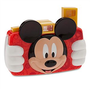 Mickey Mouse Camera - Talking Toy