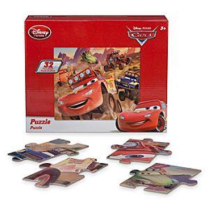 Cars Puzzle