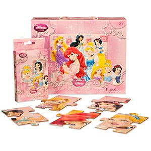 Disney Princess Puzzle Set