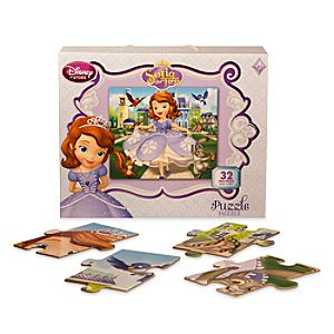 Sofia the First Puzzle