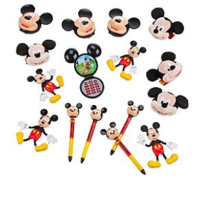 Mickey Mouse Party Favor Pack