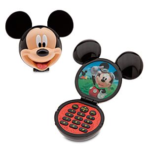 Mickey Mouse Toy Cell Phone