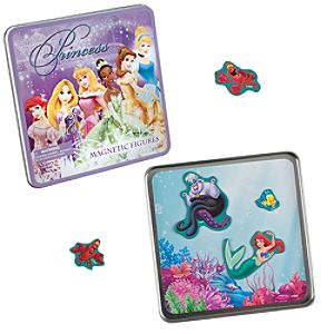 Disney Princess Magnetic Figures Set