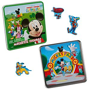 Mickey Mouse Clubhouse Magnetic Figures Set