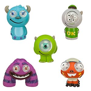 Monsters University Pop-Eyes Figure Set