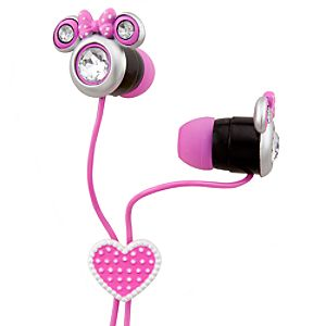Minnie Mouse Ear Buds