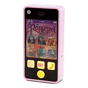 Rapunzel Cell Phone