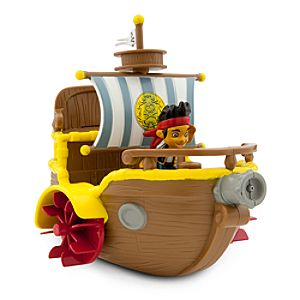 Jake and the Never Land Pirates Water Toy