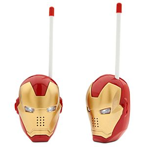 Iron Man Walkie Talkie Set