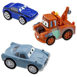 Cars 2 Spy Turbo Cars Set-- 3-Pc.