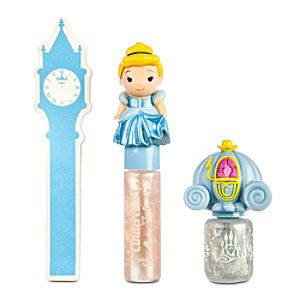 Cinderella Lip Gloss and Nail Polish Set