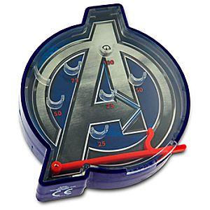 Avengers Pinball and Maze Game