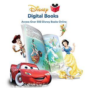 Disney Digital Books One-Year Subscription