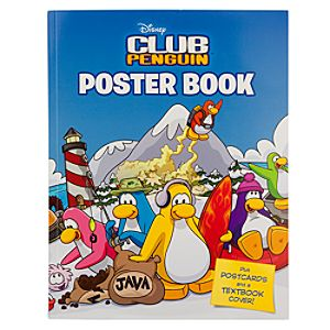 Club Penguin Poster Book