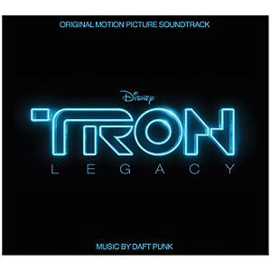 TRON Legacy Soundtrack CD