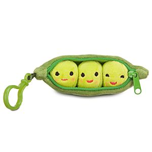 Toy Story Peas in the Pod Plush Keychain