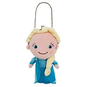 Elsa Plush Purse - Frozen