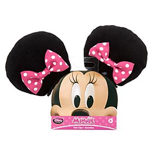 Minnie Mouse Ear Hair Clips