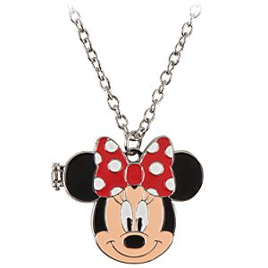 Bow Minnie Mouse Necklace