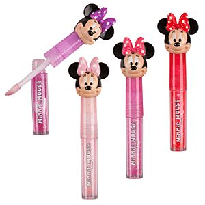 Bow Minnie Mouse Lip Gloss Set -- 4-Pc.