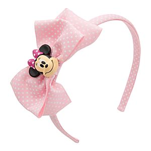 Minnie Mouse Headband for Girls