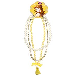 Belle Necklace Set for Girls