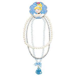Cinderella Necklace Set for Girls