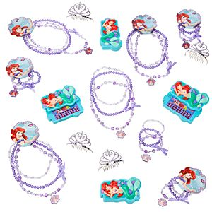Ariel Party Favor Pack - 16-Pc.