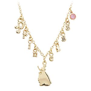 Disney Princess Logo Necklace