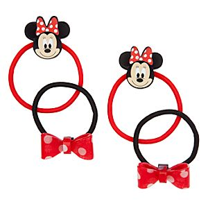 Minnie Mouse Hair Band Set