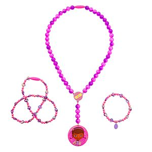 Doc McStuffins Necklace and Bracelet Set