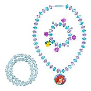 Ariel Necklace and Bracelet Set