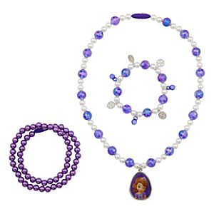 Sofia Necklace and Bracelet Set