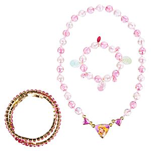 Sleeping Beauty Necklace and Bracelet Set