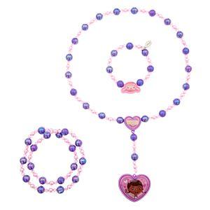 Doc McStuffins Necklace and Bracelet Set