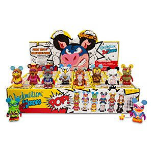 Vinylmation - Zooper Heroes Series Tray