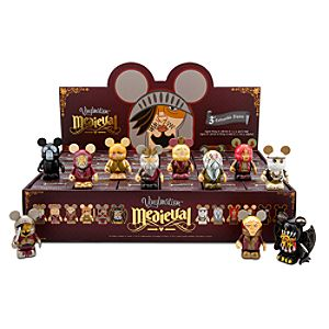 Vinylmation Medieval Series Tray