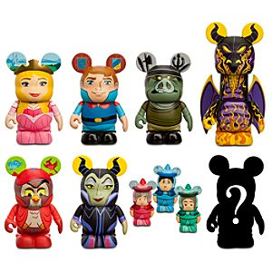 Vinylmation Sleeping Beauty Series Figure - 3