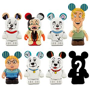 Vinylmation 101 Dalmatians Series Figure - 3