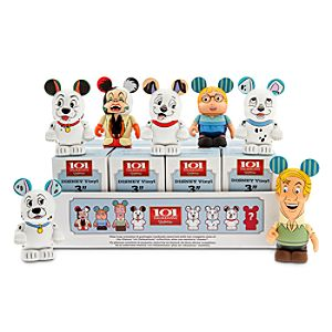 Vinylmation 101 Dalmatians Series Tray
