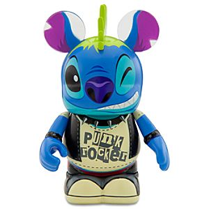 Vinylmation Tunes Series 3 Figure -- Punk Rock Stitch