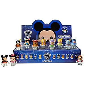 Vinylmation 25th Anniversary Series Figure - 3 H -- Tray of 24-Pc.