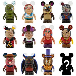 Vinylmation Villains 3 Series Figure -- 3 H
